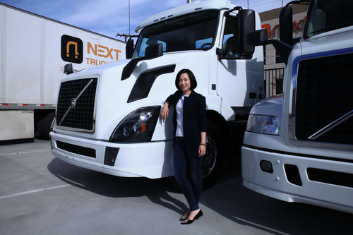 Chief Executive of NEXT Trucking