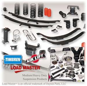 Dayton Parts line of trailer accessories