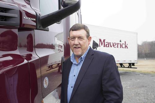 Maverick's Brent Hilton earns CCJ Career Leadership Award