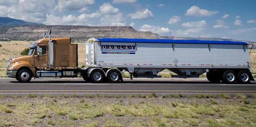 Oakley Trucking Semi-Truck