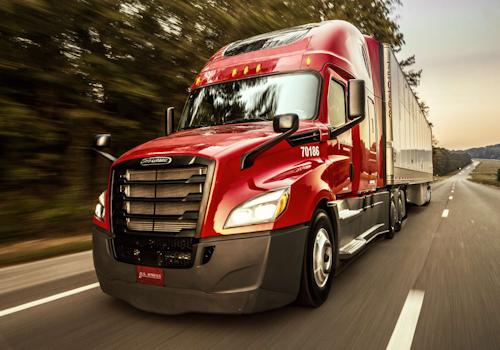 US Xpress Truck