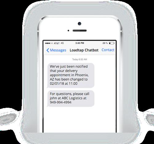 Loadtap Chatbot