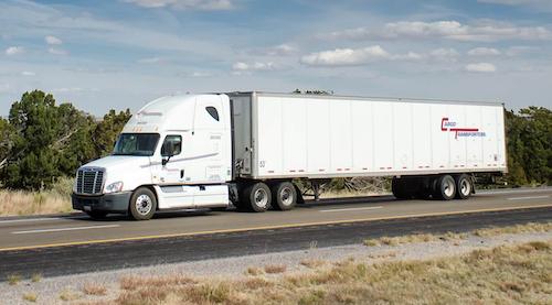 Cargo Transporters Truck