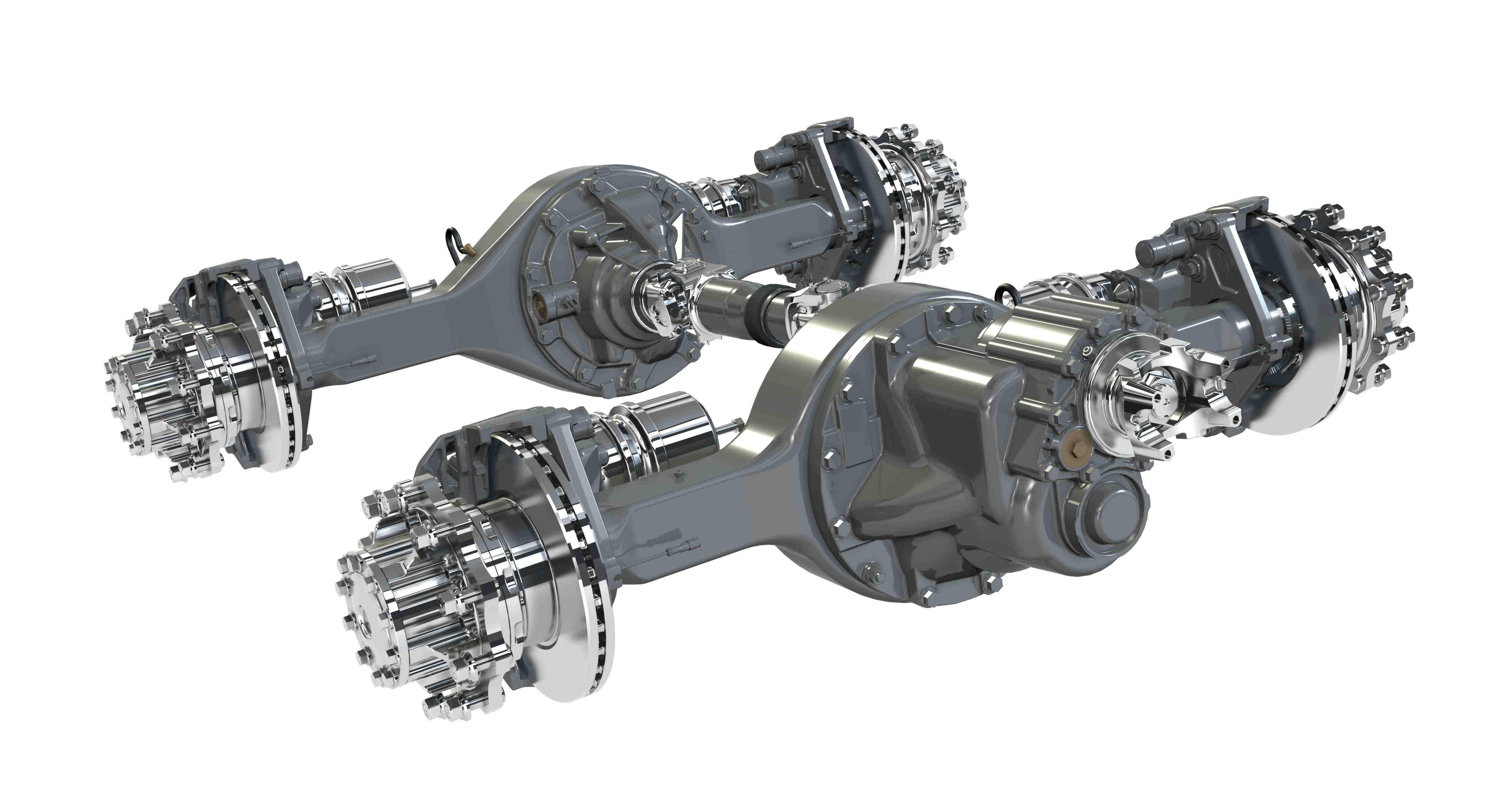 New tech opens axle options beyond 6×2, 6×4