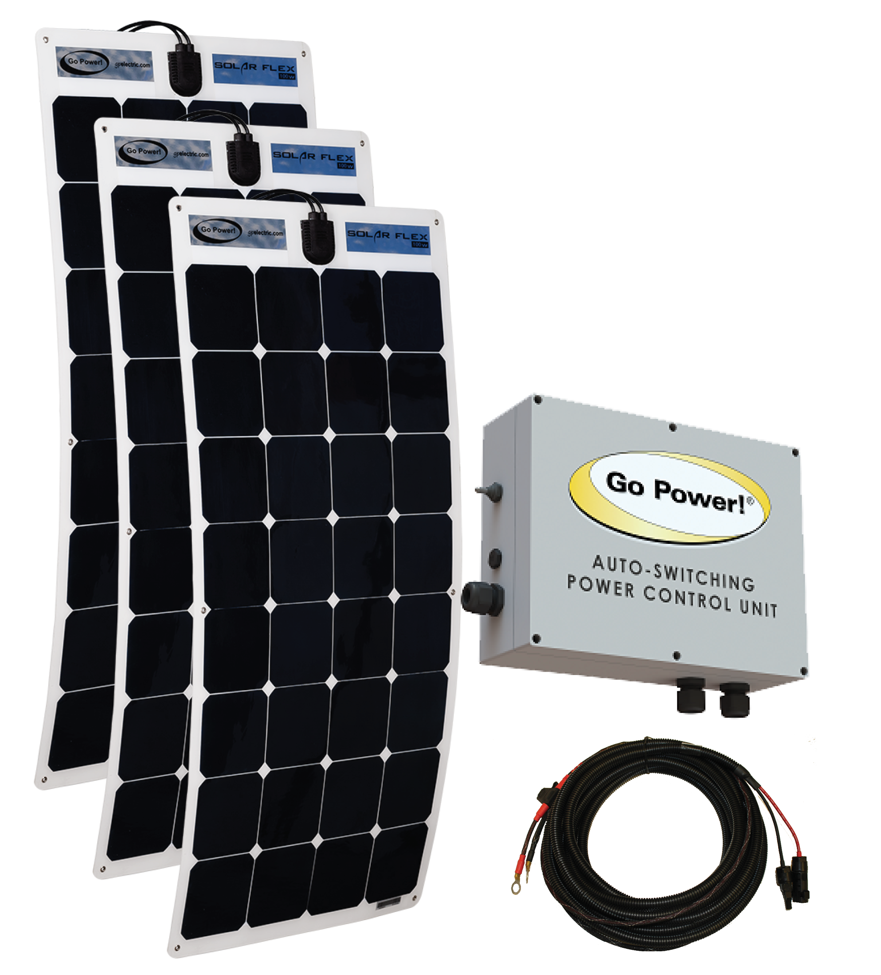 Go Power Presents Its Solar Dual Charging System
