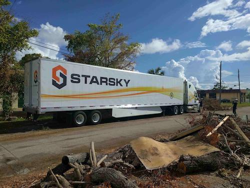 Starsky Semi-Trucks