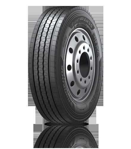 Hankook debuts new truck, trailer tires at MATS