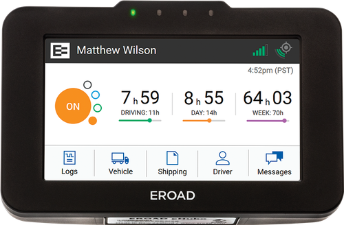 How Devices Truck Drivers Are Tracking Duty Status Changes