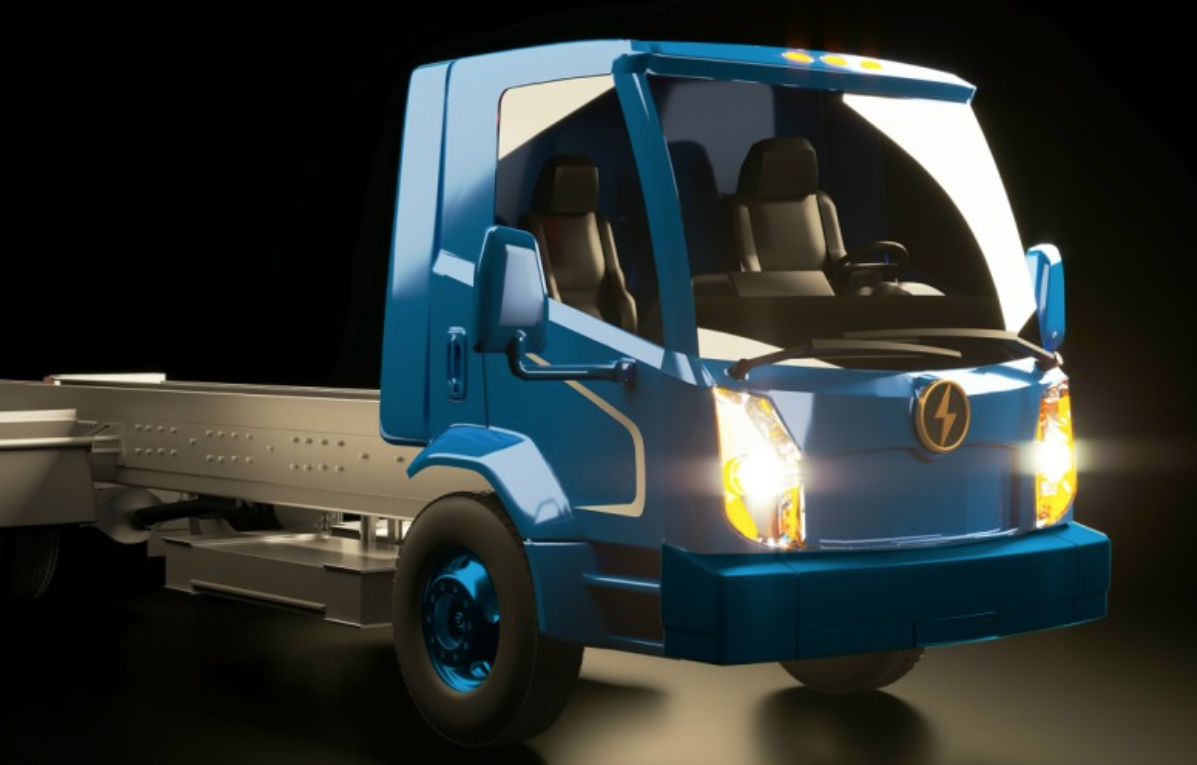 Lion Electric's All-Electric Minibus