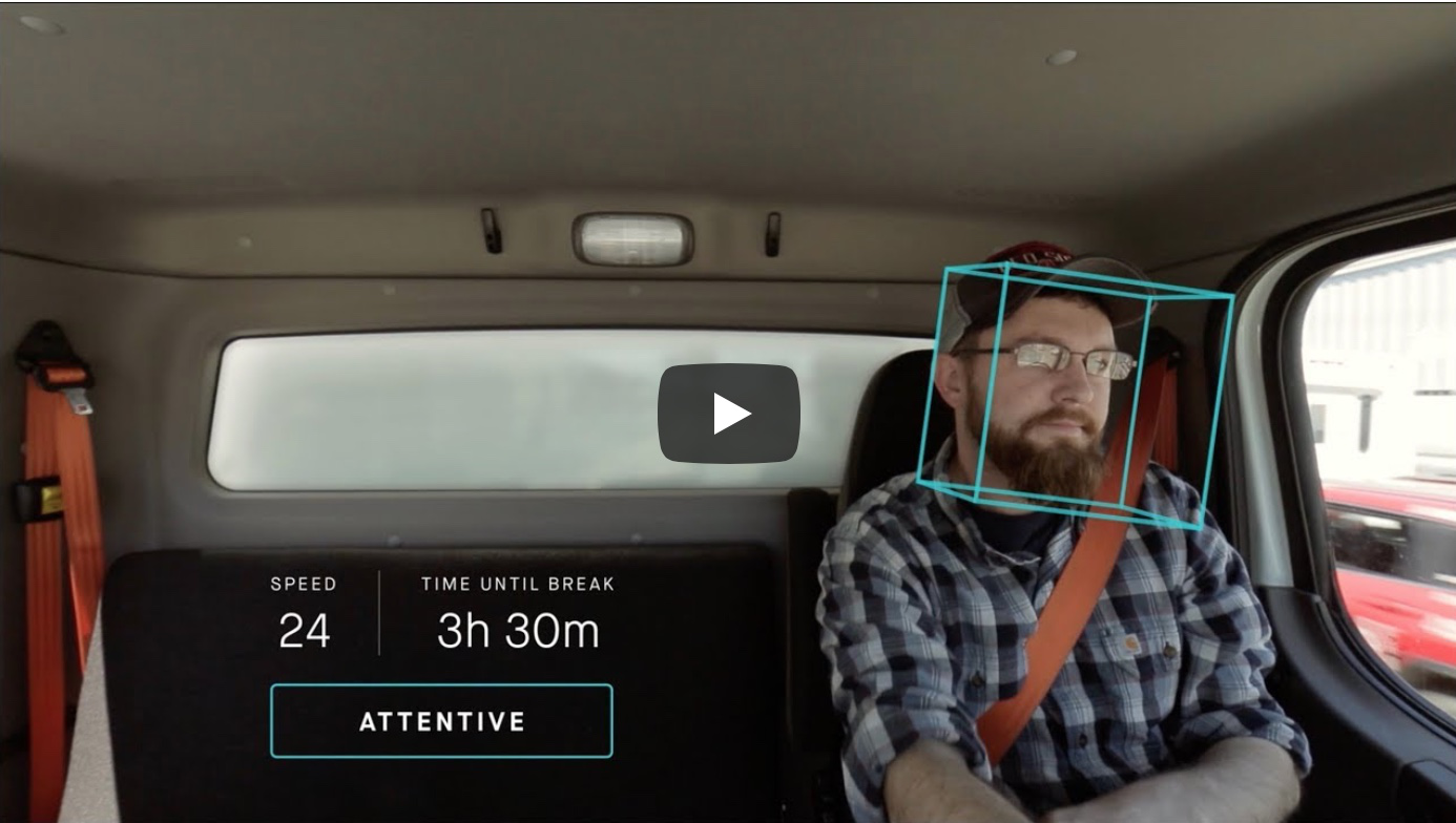 Samsara Adds Vision To Catch Driver Distraction Tailgating