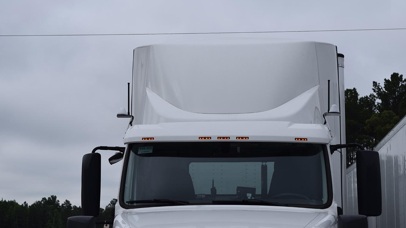 Antennas for Vehicle to Vehicle Communication