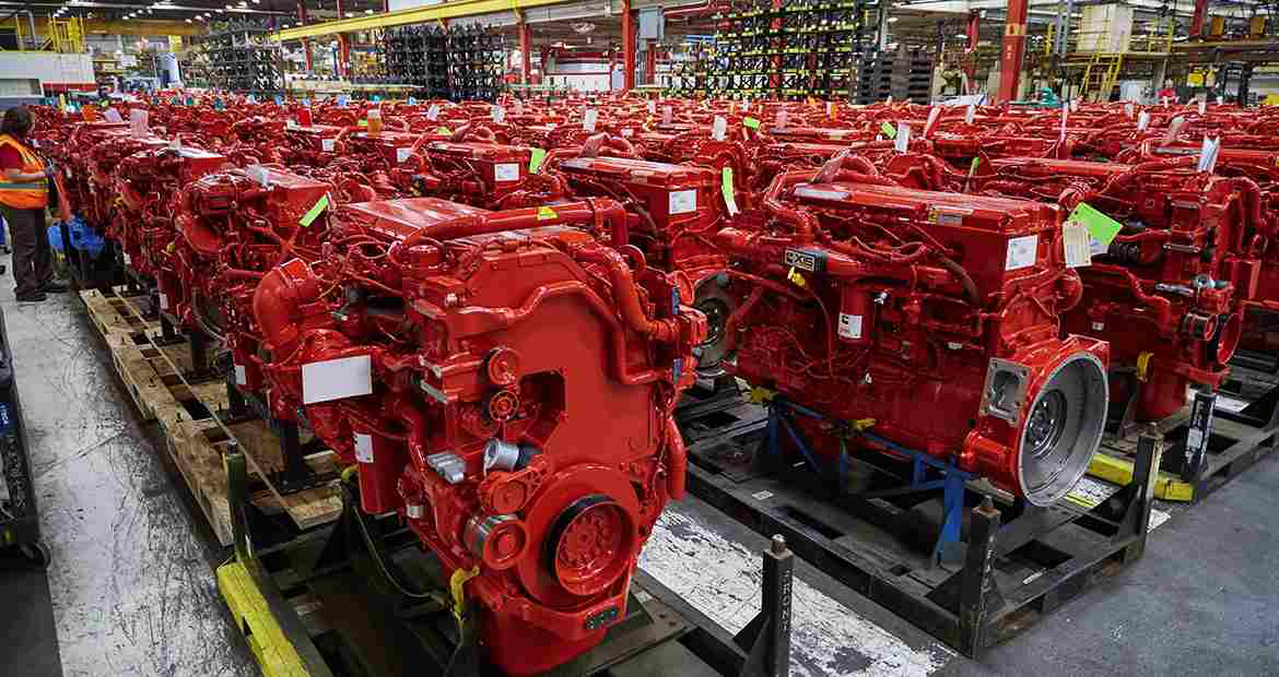 Voluntary recall of 500,000 engines initiated by Cummins