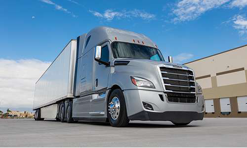 45,000 Cascadia tractors recalled for instrument panel issue