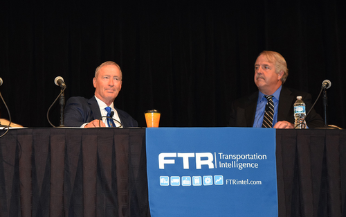 Panel at FTR Conference