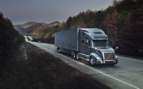 Volvo Highlights Fuel Economy Package For Certain Vnl Trucks