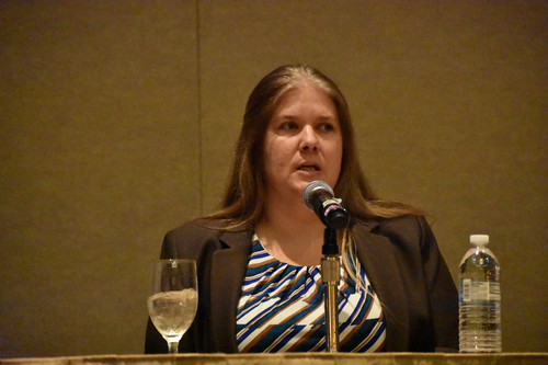 Emory Mills, FTC Transportation director of safety & driver admin