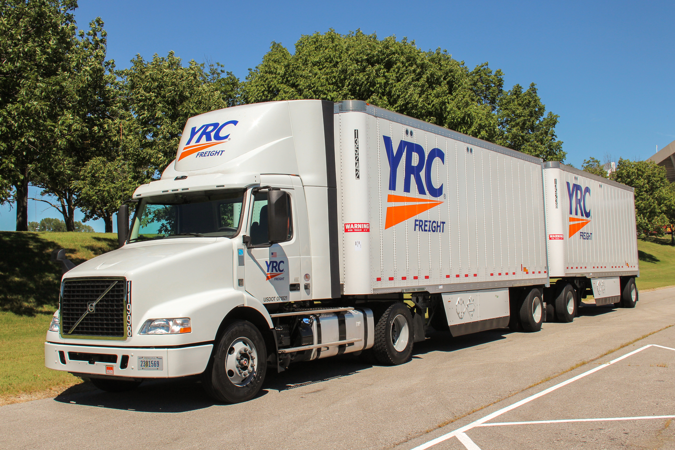 YRC challenges allegations it overcharged DoD for shipments