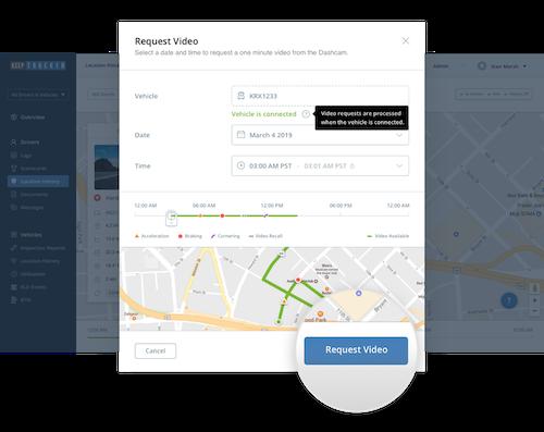 KeepTruckin fleet management platform has new safety feature