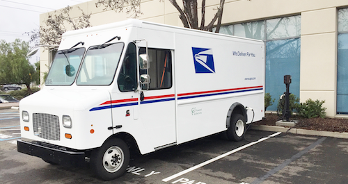 Cummins Delivering Eight Electric Trucks To Postal Service