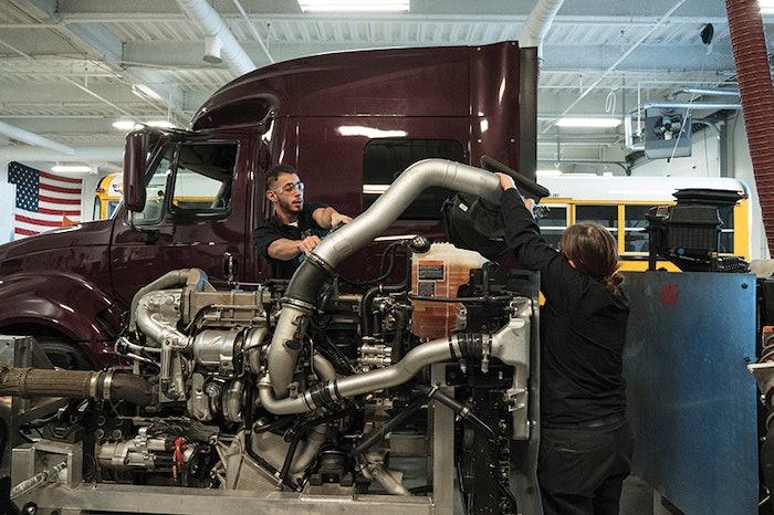 Diesel Mechanic Shortage