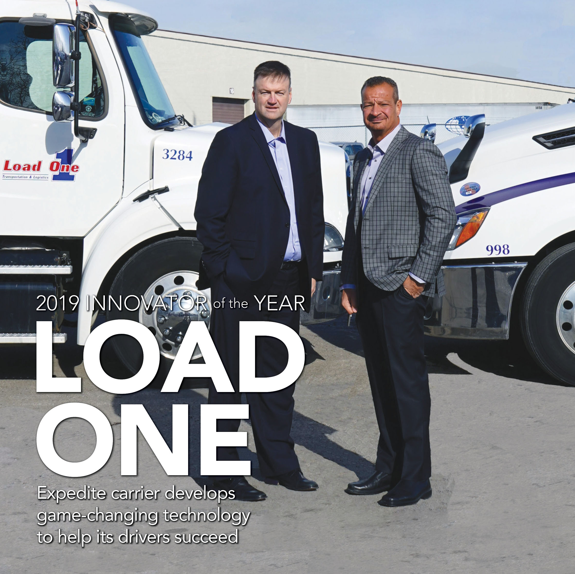 Technology at Load One Transport optimizes the impossible
