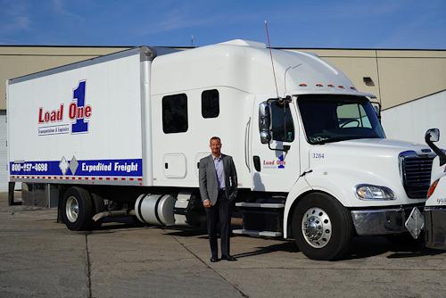 Load One CEO John Elliott