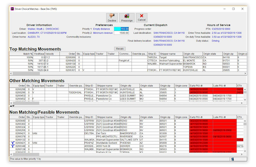 McLeod Software debuts new features for LoadMaster software