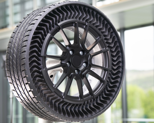 Image result for airless tires