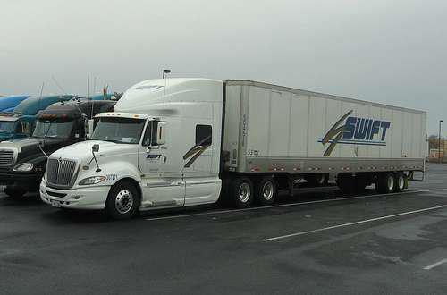 Swift Trucking Reviews >> Litigation