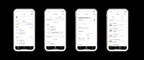 Uber Freight debuts web portal, new app interface
