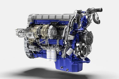 Volvo launches enhanced turbo compounding engine