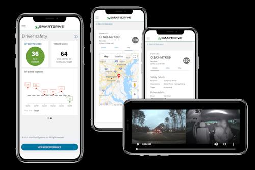 smartdrive driver app