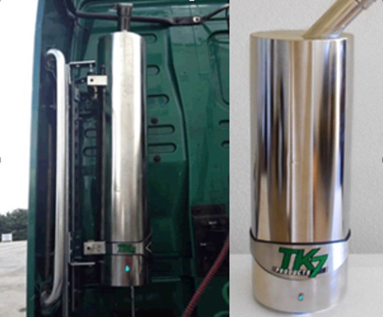 TK7 products automated dosing system
