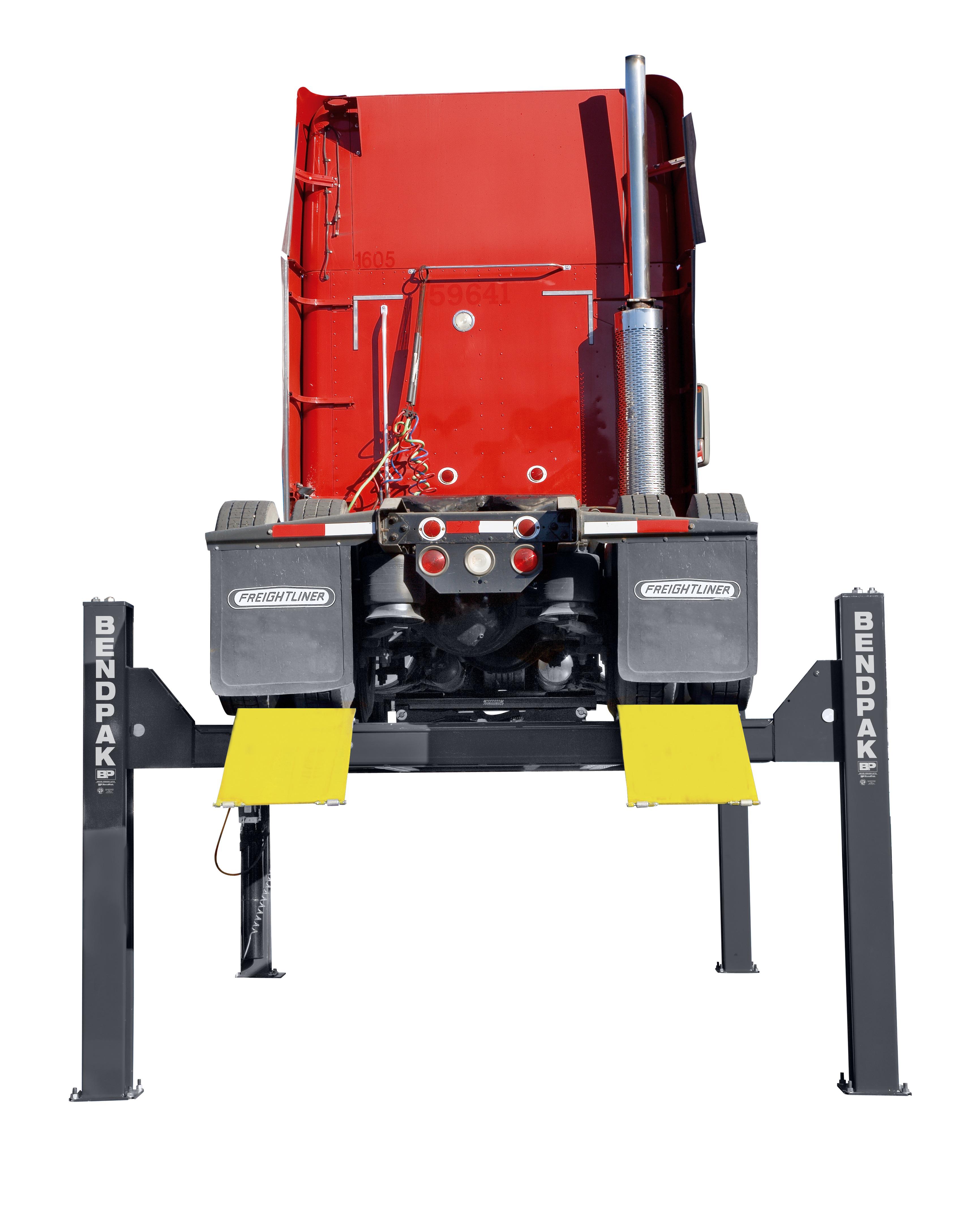 BendPak HDS-35 four-post lift