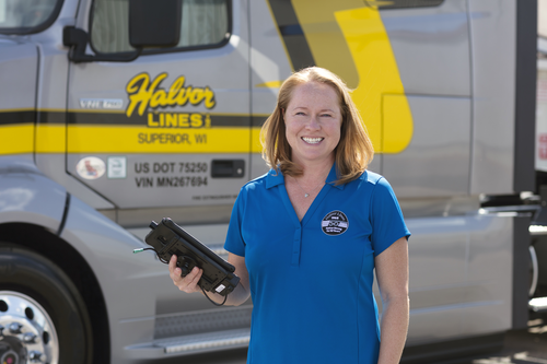Bonnie Ramsay, CIO of Halvor Lines