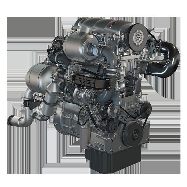 Achates Power 10.6-liter diesel engine