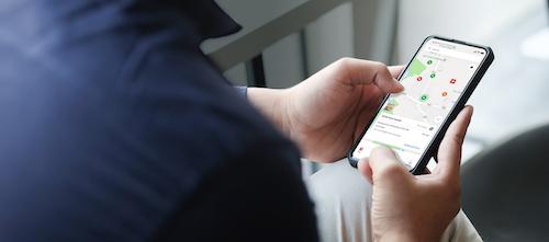 Verizon Connect Reveal app