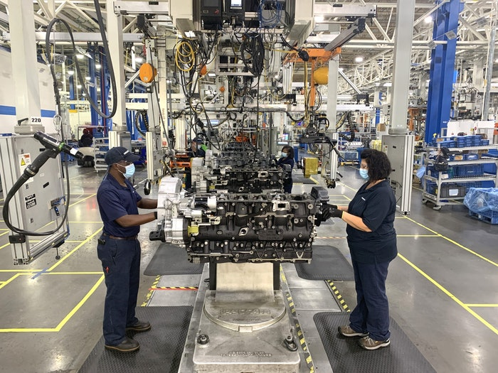 Engine Plant – Assembly Line – v2-2020-12-03-07-36