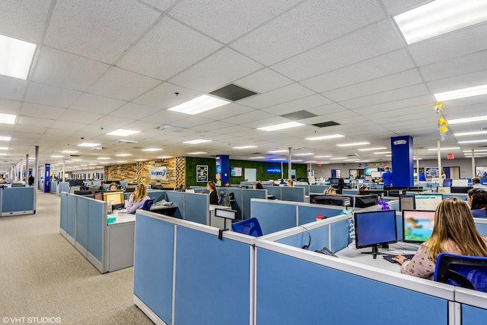 BlueGrace Logistics office space