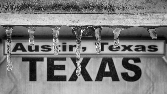 Icicles Austin, Texas