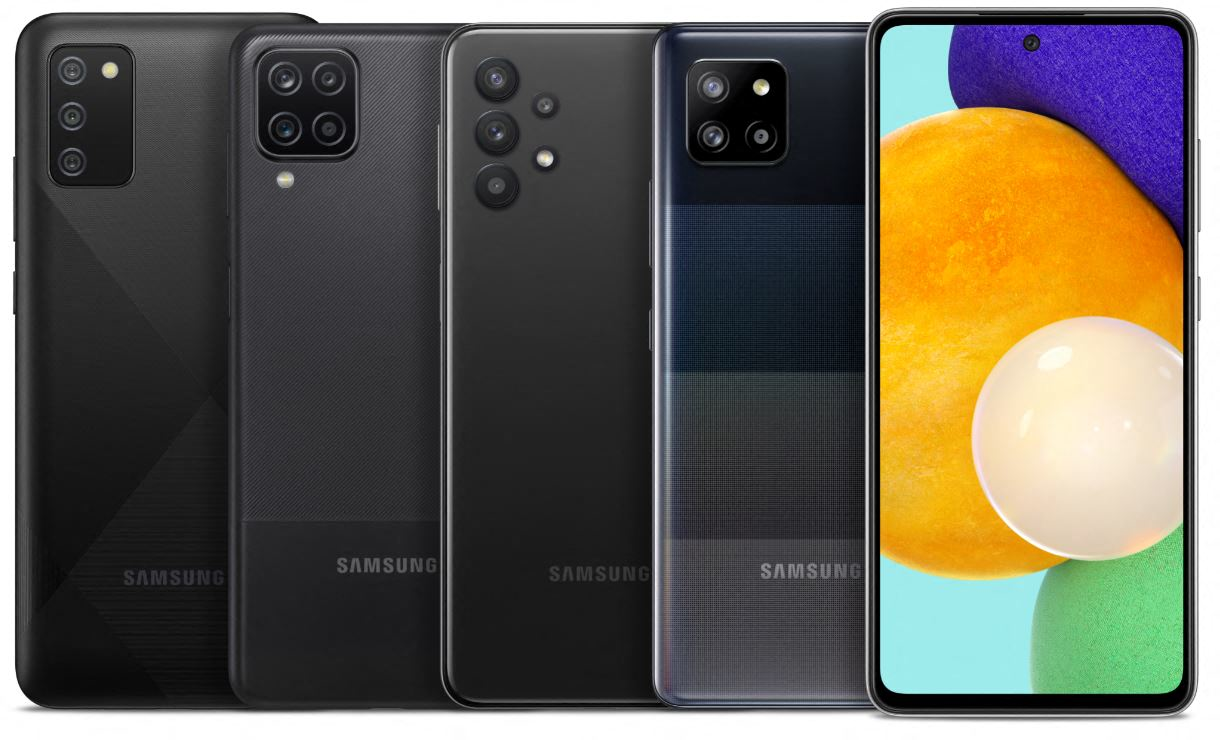 Samsung's new Galaxy A line of smartphones has features for transportation and logistics companies, such as barcode scanning.