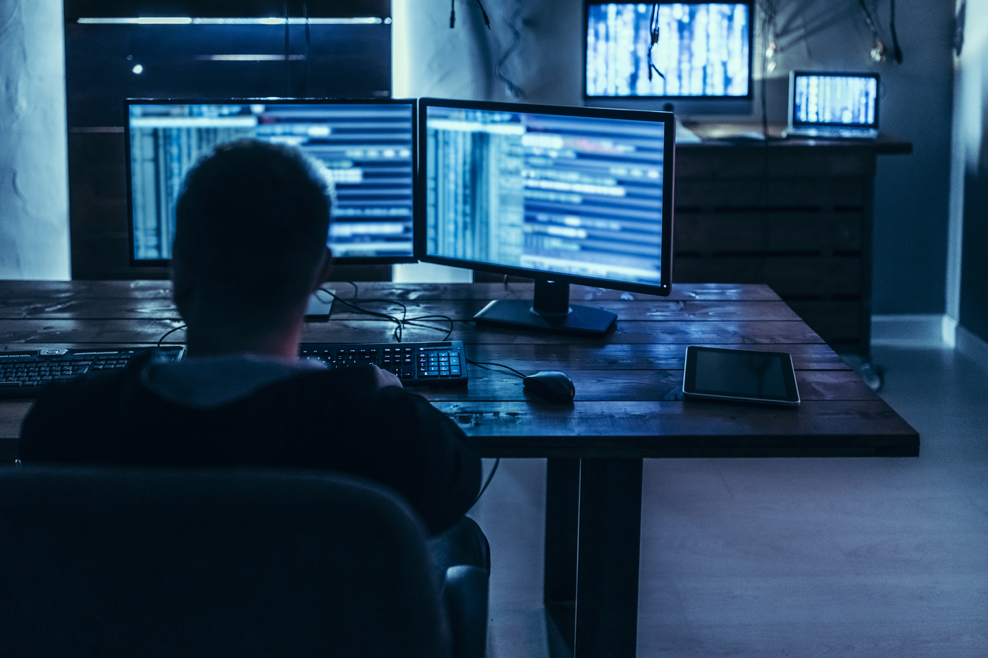 A slow-running computer system is a sign you've already been compromised, but it's never too late to stop a cyberattack from spreading.