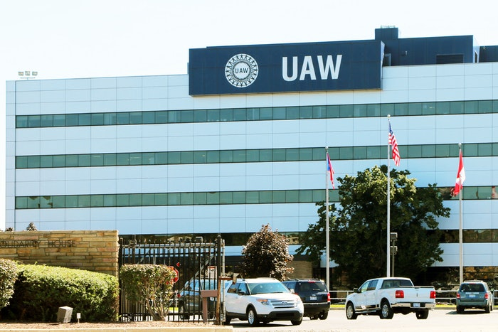 UAW Local 2069 workers in went on strike Saturday, April 17, following the lapse of a 30-day extension to a five-year contract that expired March 15.