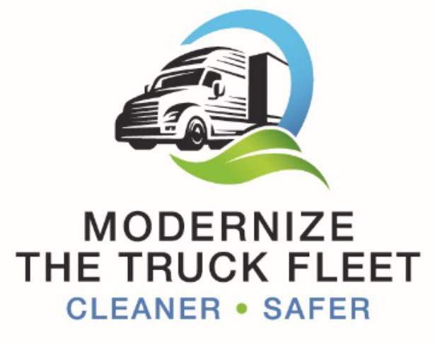 Modernize the Truck Fleet logo