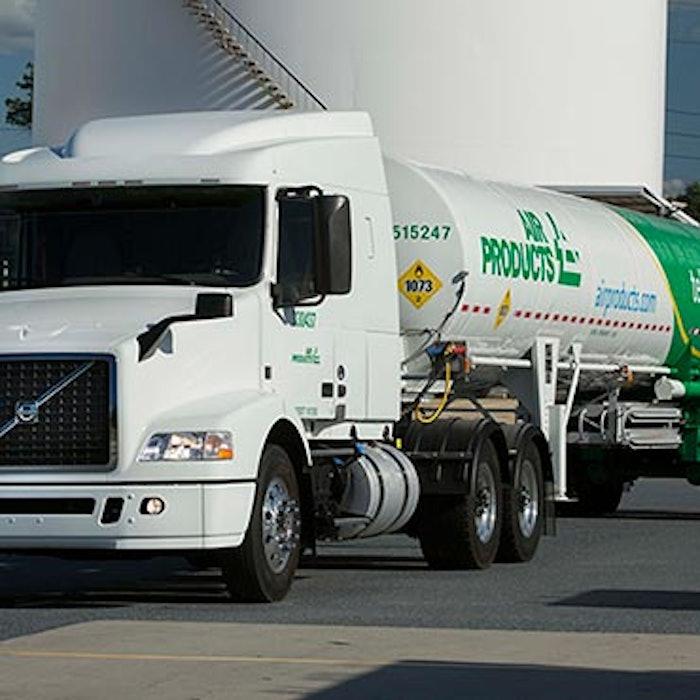 air products tank hauler