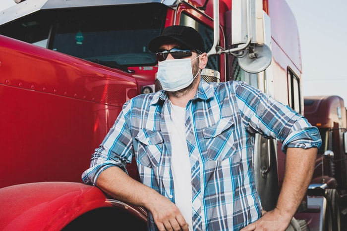 Growing concern over COVID breakthrough cases led the Centers for Disease Control and Prevention to recommend indoor mask-wearing today regardless of vaccination status. Trucking experts advise that freight volumes should remain strong and may even grow stronger amid a COVID resurgence.