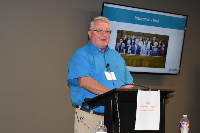 Pat Landreth, director of loss prevention for Memphis, Tenn