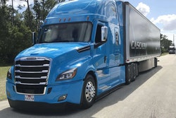 Freightliner Cascadia Truck