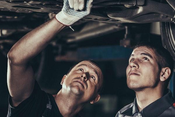 Technicians training