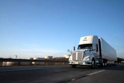 Plus driverless truck